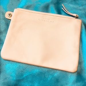 Authentic pink Givenchy Cosmetic Case